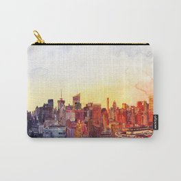 Sunshine in NYC Carry-All Pouch