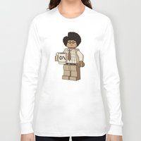 shipping Long Sleeve T-shirts featuring I am a Giddy Goat! by powerpig