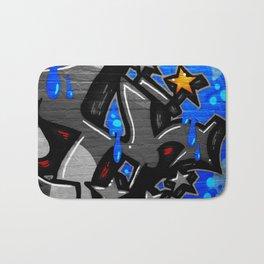 Graffiti 3 Bath Mat