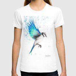 Tropical Oasis Bird T-shirt