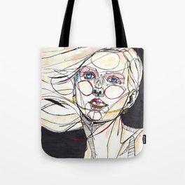 Psychedelic Self Tote Bag