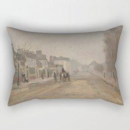 Boulevard Heloise Argenteuil Rectangular Pillow