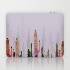 cactus water color colors Laptop & iPad Skin