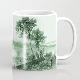 Vintage Lake Champlain  (Green) Coffee Mug