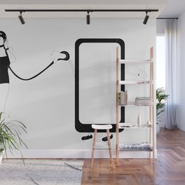 Bound Wall Mural