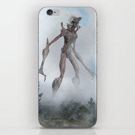 Ithaqua-the Windwalker iPhone Skin
