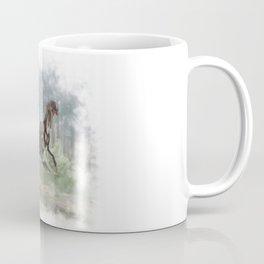 DINOSAUR Australovenator Coffee Mug