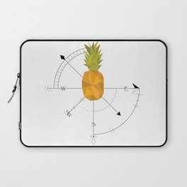 Pineapple Compass Laptop Sleeve