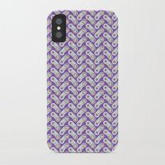 SNES On Repeat : True Colors Slim Case iPhone X