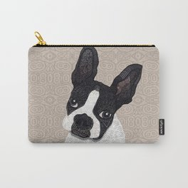 Boston Terrier 2015 Carry-All Pouch