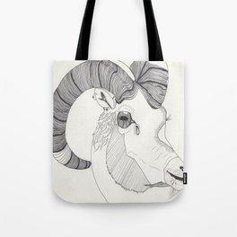 Rad Ram Tote Bag