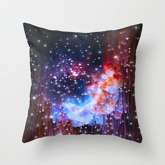 StarField Throw Pillow