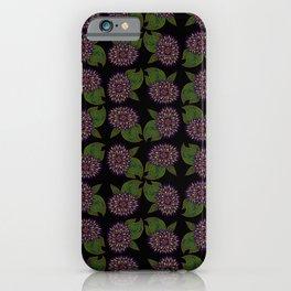 Fall Flora iPhone Case