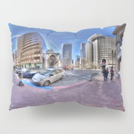 San Francisco colours Pillow Sham