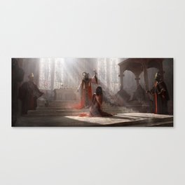 The Trinity Canvas Print