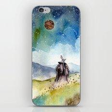 Wizard iPhone & iPod Skin