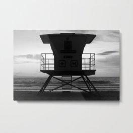Pierpont Beach Metal Print