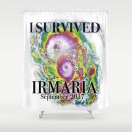Irmaria Shower Curtain