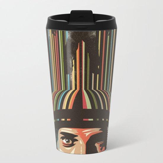 Relativity Metal Travel Mug