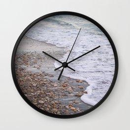 Coming back Wall Clock