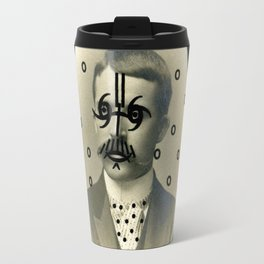 Letraset Man Travel Mug