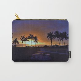 Shadows Over Paradise Carry-All Pouch
