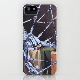 Death and rebirth of Marat iPhone Case
