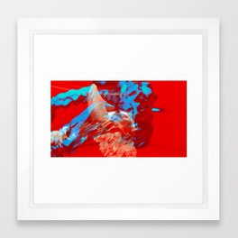 Out Series #007 Framed Art Print