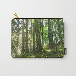 SUNNY SUMMER FOREST Carry-All Pouch