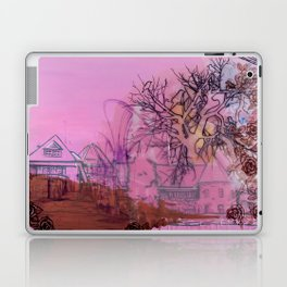 Everette Mansion Laptop & iPad Skin