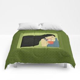 Drink Up Comforters