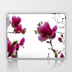 Magnolia Flower Laptop & iPad Skin