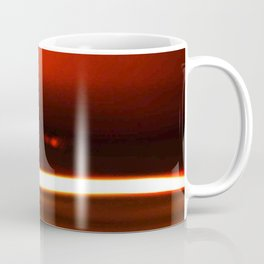 Overreal  - Now is the Time.  Album Cover Coffee Mug
