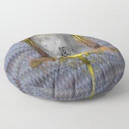 Misperception Floor Pillow