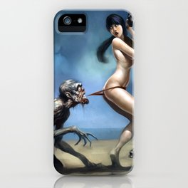 WELCOME TO MIAMI, Zombie years Cover iPhone Case