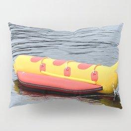 Banana Boat Pillow Sham