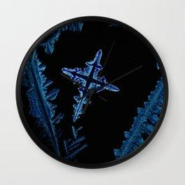 Cross of Salt Wall Clock