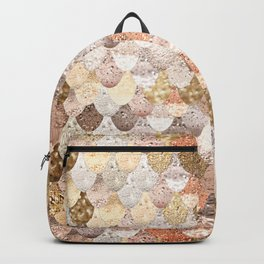 MERMAID GOLD Backpack