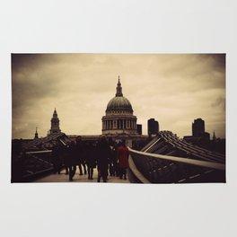 London Calling Rug