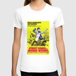 Street Gangs of Hong Kong T-shirt