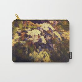 Dive into Flowers Carry-All Pouch