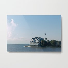 just a daydream away Metal Print
