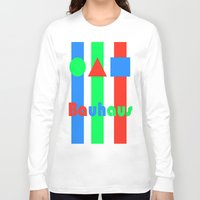 bauhaus Long Sleeve T-shirts featuring Bauhaus by Retale