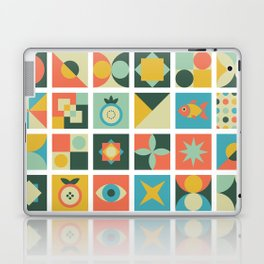 Geometric pattern #2 Laptop & iPad Skin