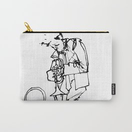 the trumpeter Carry-All Pouch