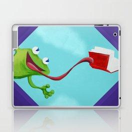 Histoire de Grenouille 1 Laptop & iPad Skin
