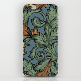 Acanthus Leaves iPhone Skin