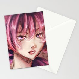 Pinkie Stationery Cards