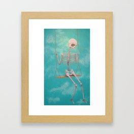 Swing Low, Sweet Chariot  Framed Art Print