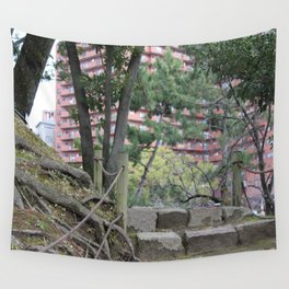 Between Traditional & Modern Wall Tapestry